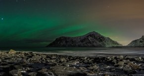 A frozen green night (1 de 1)
